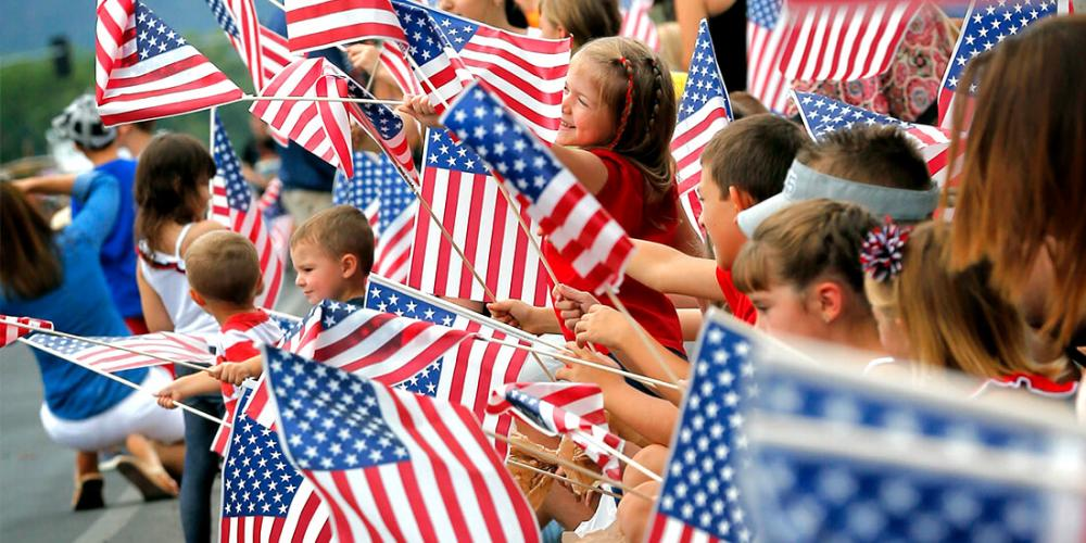 Several Ways of How Americans Celebrate July 4