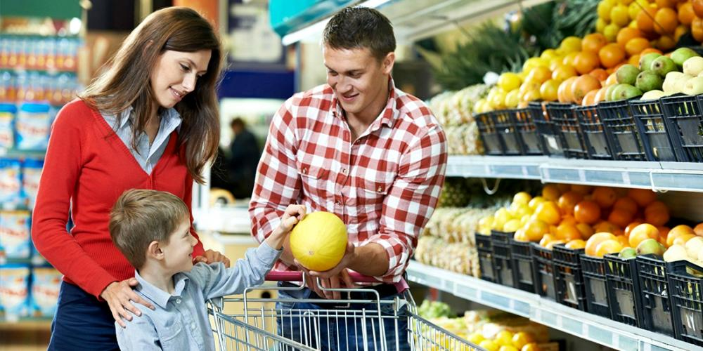 Money-Saving Advice: Start Budget Grocery Shopping